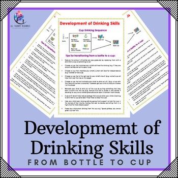 Occupational Therapyy - Development of Drinking Skills - F