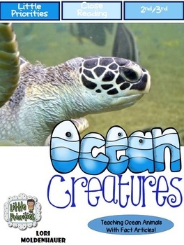 Ocean Animal Close Reading