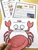 Ocean Animals Reading: Crabs Differentiated Reading Passag