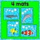 Ocean Animal Play-Doh Mats