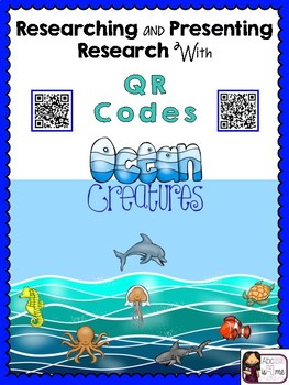 Ocean Animals- Researching and Presenting Animal Reports U