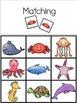 Ocean Basic Skill Flipbooks