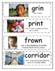 Ocean Books Vocabulary Cards BUNDLE PACK