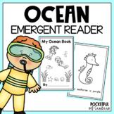 Ocean Color Book {Emergent Reader}