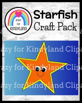 Ocean Craft: Starfish FREEBIE and PREVIEW