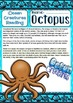 Ocean Creatures - Read and Work - Science Packet