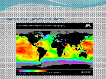 Ocean Currents - Currents and Climate