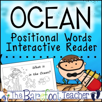 Ocean Positional Words Interactive Emergent Reader