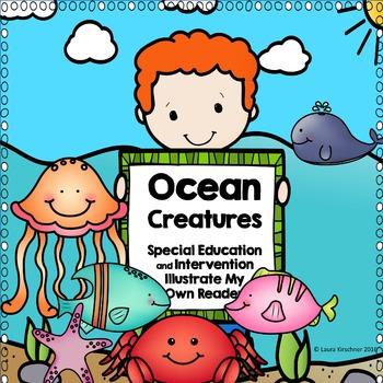 Ocean Life- Illustrate My Own Reader