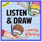 Listen and Draw Ocean