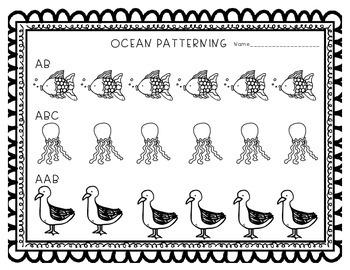 Ocean Patterning