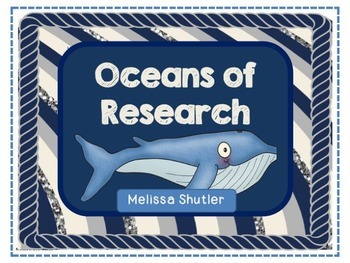 Ocean Research - Using Text Features to Understand Information