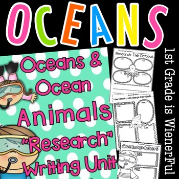 Oceans ocean animals