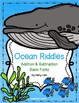 Ocean Riddles --  Mixed Addition & Subtraction