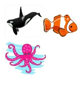 Ocean Syllables and Compound Words