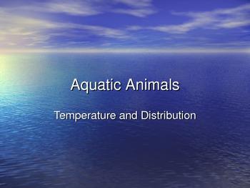 Ocean Temperature and Fish Distribution
