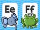 Ocean Theme Classroom Decor: Alphabet Cards