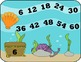 Ocean Theme Skip Counting Posters 2-10