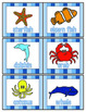 Ocean Themed Vocabulary Sort and Classify Activity/Literac