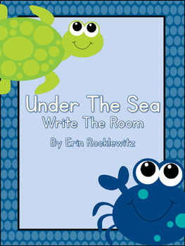 Ocean Under The Sea- Write The Room