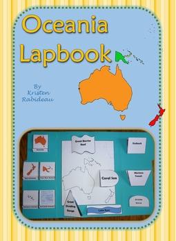 Oceania Lapbook