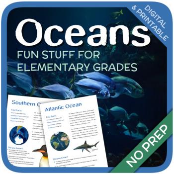 Oceans (Fun stuff for elementary grades)