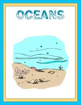 Oceans Thematic Unit