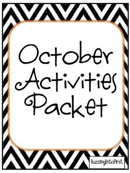 October Activities Packet