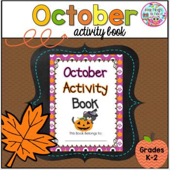 October Activity Book