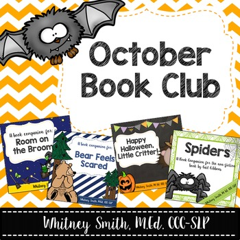 October Book Club Bundle
