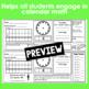 October Calendar Math Student Journal- 4th Grade Edition