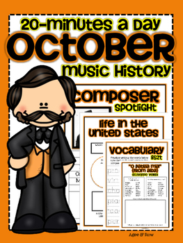 October Classical Music History - Franz Liszt, Ives, Strau