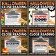 Close Reading: October - No Prep Resources, Halloween Arti
