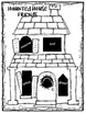 October FREEBIE {Haunted House Friends}