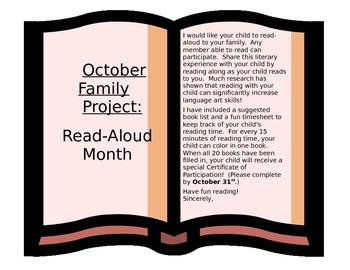 October Family Project