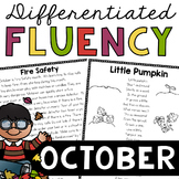 Fluency Passages (October)