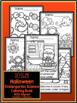 October Halloween Kindergarten NGSS Aligned NO PREP Scienc