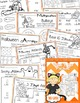 October (Halloween) PRINT and GO Packet [3rd Grade]