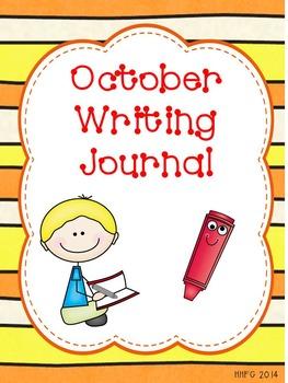 October Journal Topics
