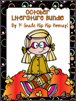 October Literature Bundle...Crafts and Activities for the