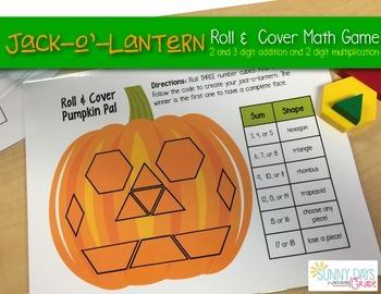 October Math Game