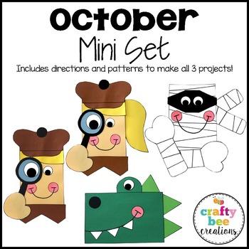 October Mini Set