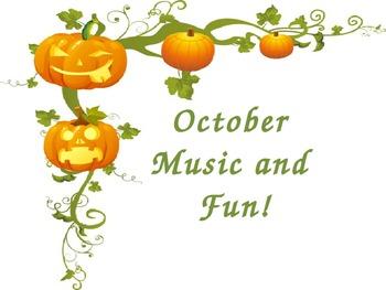 October Music and Fun