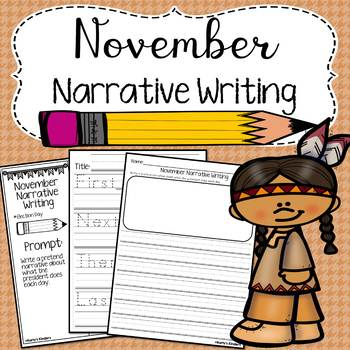 November Narrative Writing