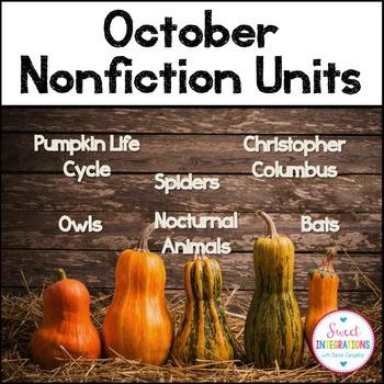 OCTOBER Nonfiction Bundle