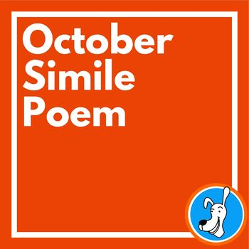 October Poem:  Similes
