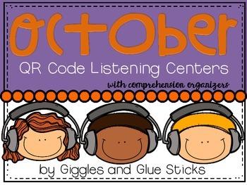 QR Code Listening Centers: October