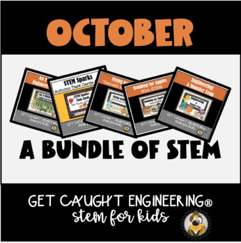 October STEM Challenges