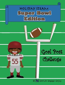 October STEM STEAM Challenge: Football Edition