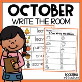 October Write the Room